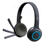 LOGITECH Wireless Headset H600 [981-000504] - Headset Pc / Voip / Live Chat